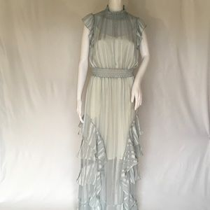 Woman maxi dress